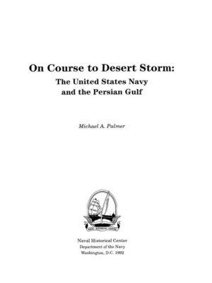 cover image of On Course to Desert Storm