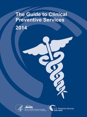 cover image of Clinical Preventive Services 2014