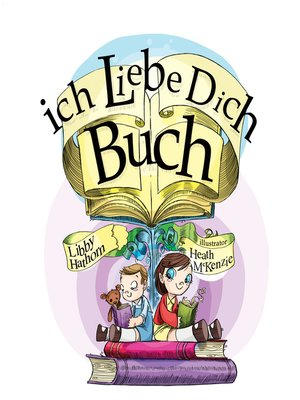 cover image of Ich Liebe Dich Buch