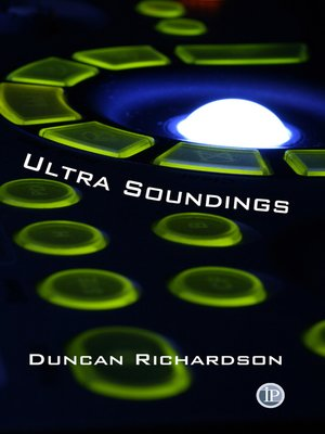 cover image of Ultra Soundings
