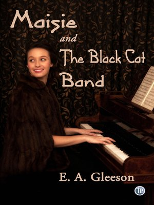 cover image of Maisie and the Black Cat Band