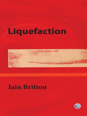 cover image of Liquefaction