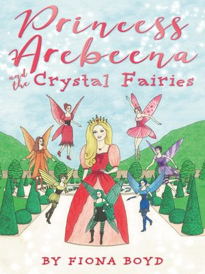 cover image of Princess Arebeena