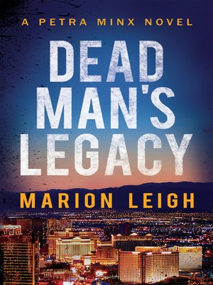 cover image of Dead Man's Legacy