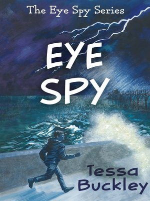 cover image of Eye Spy
