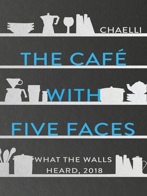 cover image of The Café with Five Faces