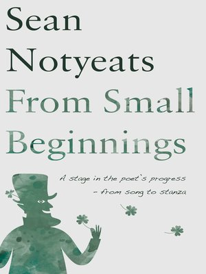 cover image of From Small Beginnings