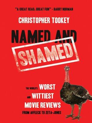 cover image of Named and Shamed