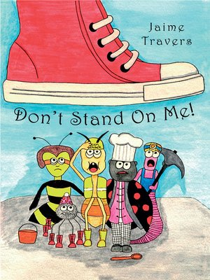 cover image of Don't Stand On Me!