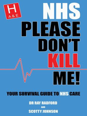 cover image of NHS Please Don't Kill Me!
