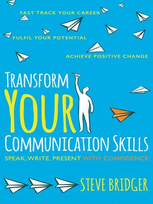 cover image of Transform Your Communication Skills