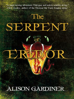 cover image of The Serpent of Eridor