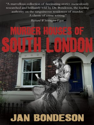 cover image of Murder Houses of South London