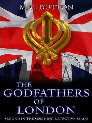 cover image of The Godfathers of London