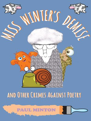 cover image of Miss Winter's Demise and Other Crimes Against Poetry