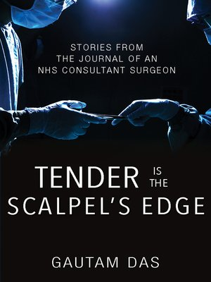 cover image of Tender is the Scalpel's Edge