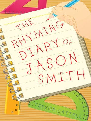 cover image of The Rhyming Diary of Jason Smith