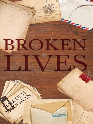 cover image of Broken Lives