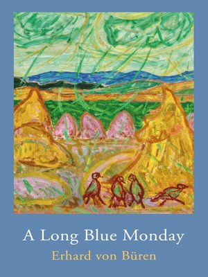 cover image of A Long Blue Monday