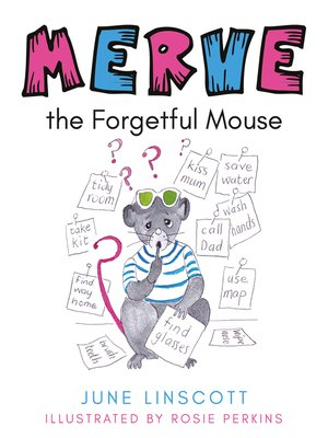 cover image of Merve the Forgetful Mouse