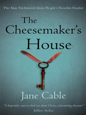 cover image of The Cheesemaker's House