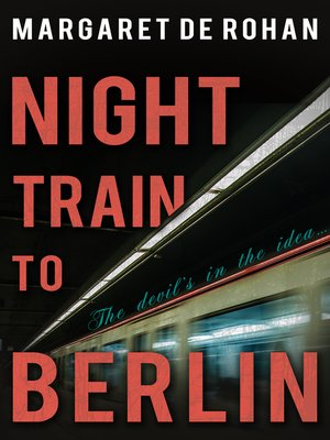 cover image of Night Train to Berlin