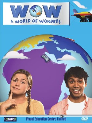 cover image of A World Apart (The Galapagos Islands)