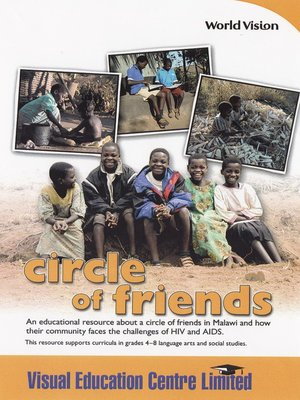 cover image of Circle of Friends