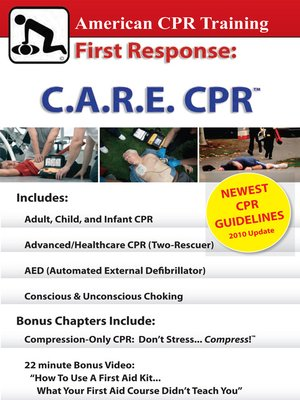 cover image of C.A.R.E. CPR (American Standards)