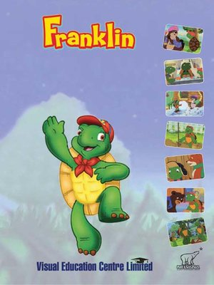 cover image of Franklin the Weather Turtle