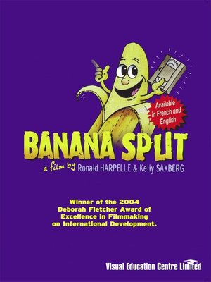 cover image of Banana Split, French Version