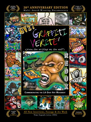 cover image of GV27, Graffiti Verite' Redux