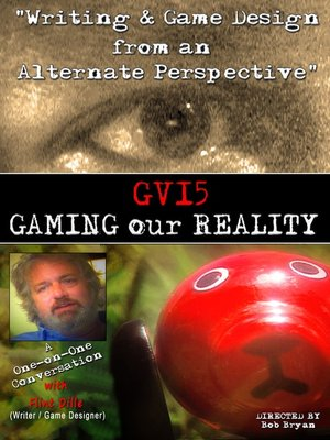 cover image of GV15, Gaming our Reality