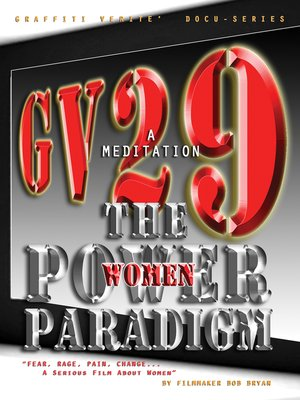cover image of GV29: A Meditation