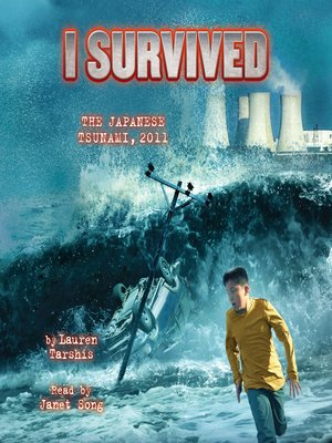 cover image of I Survived the Japanese Tsunami, 2011