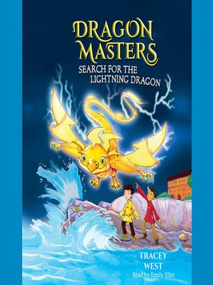 cover image of Search for the Lightning Dragon