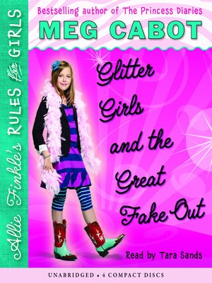 cover image of Glitter Girls and the Great Fake Out