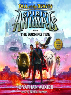 cover image of The Burning Tide