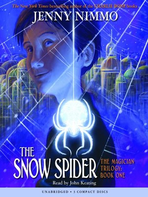 cover image of The Snow Spider
