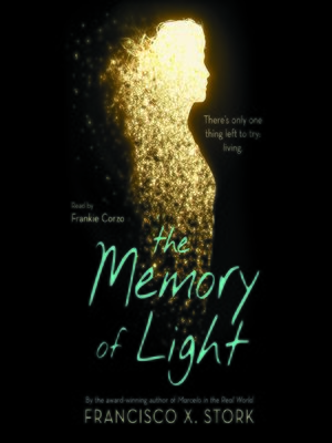 cover image of The Memory of Light