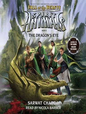 cover image of The Dragon's Eye
