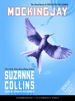 Mockingjay - Audiobook | Listen Instantly! |The Hunger Games Mockingjay Book Cover