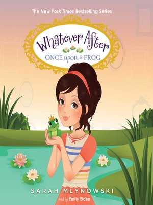 cover image of Once Upon a Frog