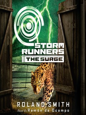 cover image of The Surge