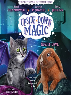 cover image of Night Owl