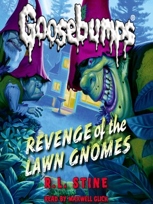 cover image of Revenge of the Lawn Gnomes