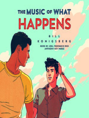 cover image of The Music of What Happens