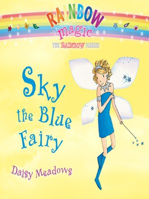 cover image of Sky the Blue Fairy