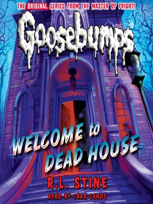 cover image of Welcome to Dead House