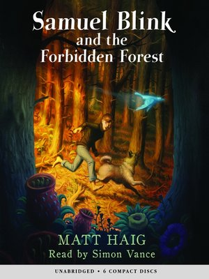 cover image of Samuel Blink and the Forbidden Forest